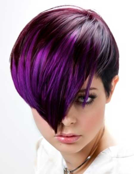 Short Haircut and Color Ideas-2