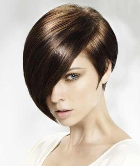 Short Haircut and Color Ideas-3