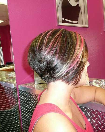 Short Haircut and Color Ideas-4