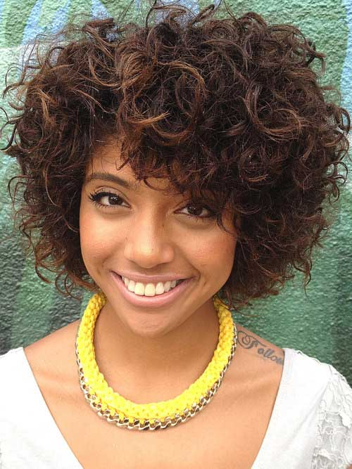 Short Hairstyles for Black Women 2013-1