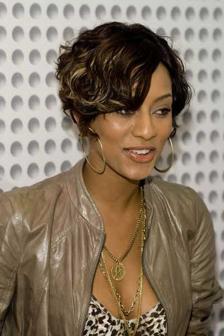 Short Hairstyles for Black Women 2013-10