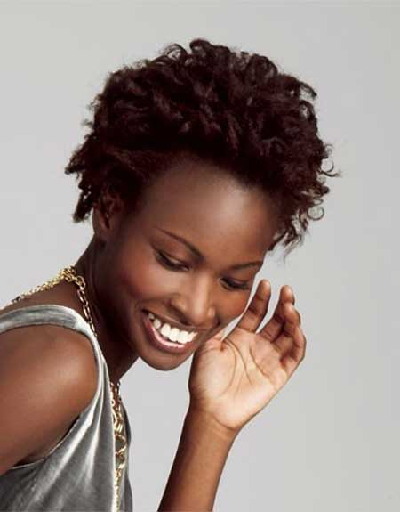 Short Hairstyles for Black Women 2013-12