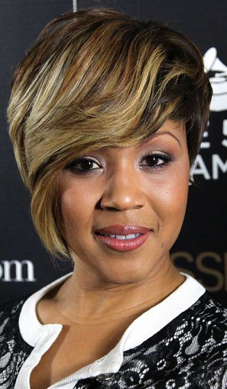 Short Hairstyles for Black Women 2013-13