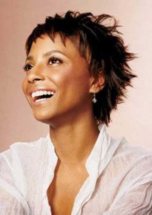 Short Hairstyles for Black Women 2013-4