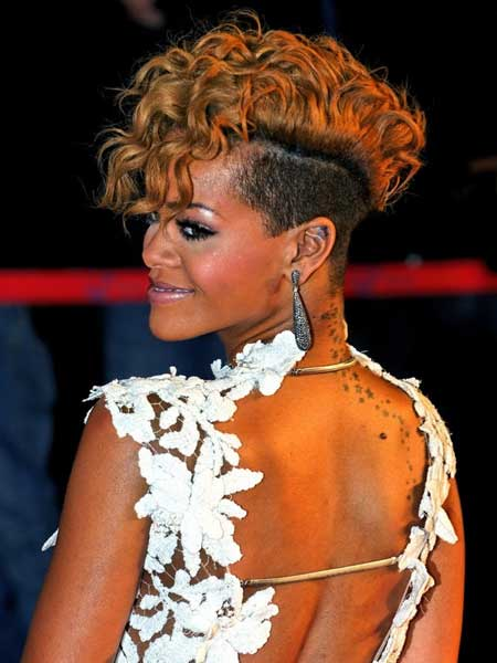 Short Hairstyles for Black Women 2013-7
