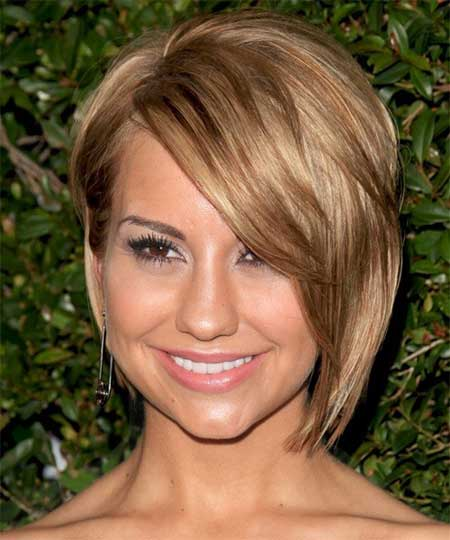 Short Straight Hairstyles for 2013-1