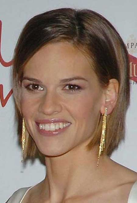 Short Straight Hairstyles for 2013-2