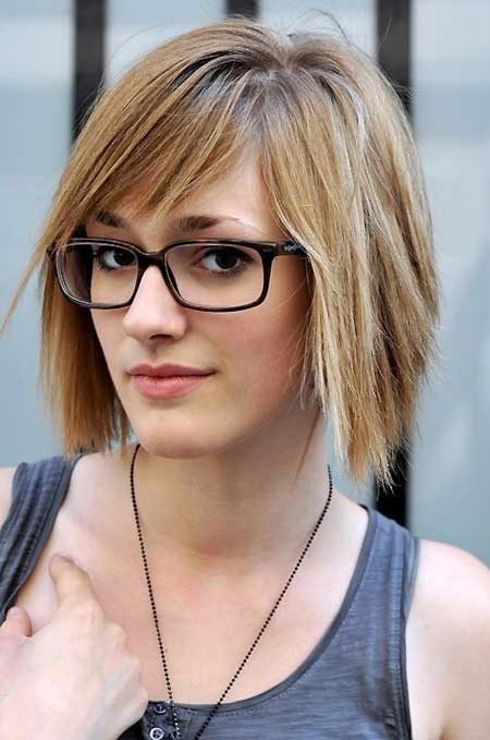 Short Straight Hairstyles for 2013-3