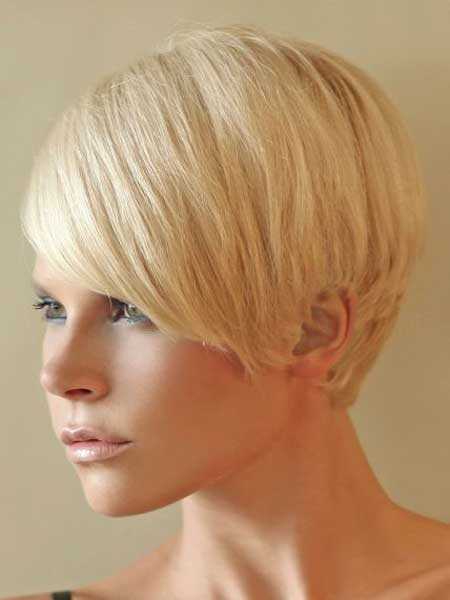 Short Straight Hairstyles for 2013-8