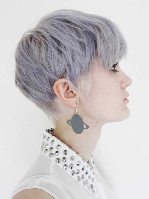 Color Ideas for Short Hair 2013 | Short Hairstyles 2015 - 2016 | Most
