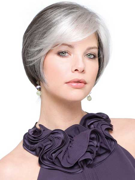 Best Short Haircuts for Older Women | Short Hairstyles 2015 - 2016 ...