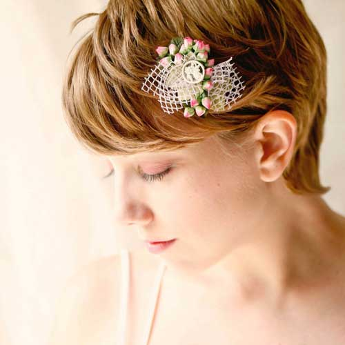 10 Super Short Bridal Hairstyles