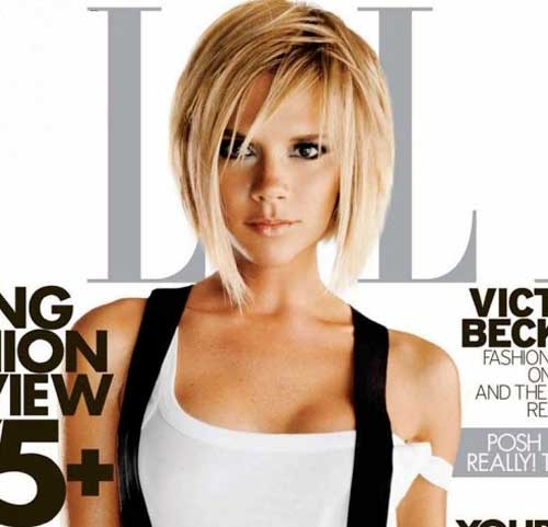 Straight Short Haircuts for Women-3