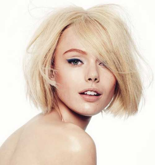 Top 20 Short Blonde Haircuts-1
