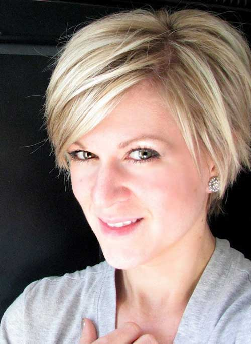 Top 20 Short Blonde Haircuts-10