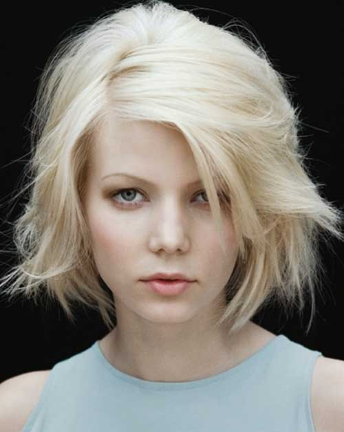 Remarkable Top 20 Short Blonde Haircuts Short Hairstyles 2016 2017 Most Hairstyles For Women Draintrainus