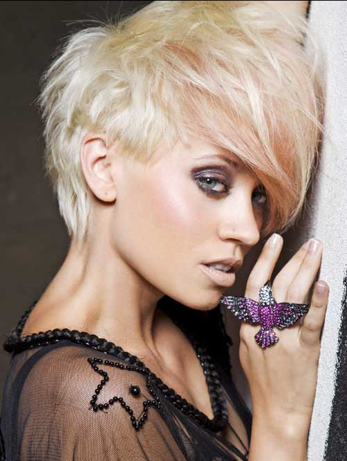 Trendy New Short Hairstyles-2