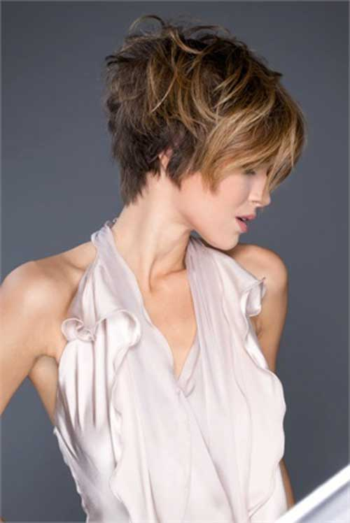 Trendy New Short Hairstyles-7