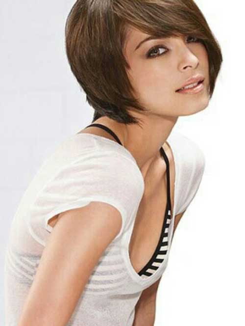 Trendy super short haircuts