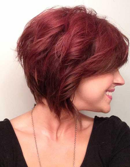 Wavy Short Hairstyles 2013-11