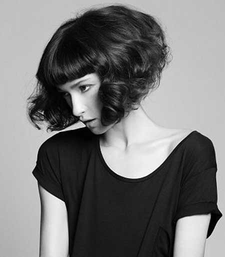 2013 Short Curly Haircuts-11
