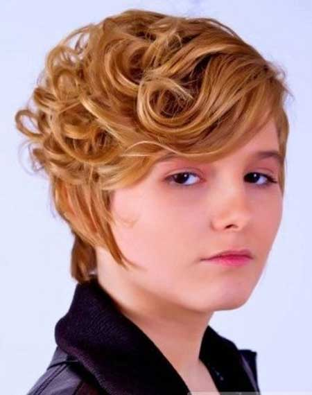 2013 Short Curly Hairstyles-1
