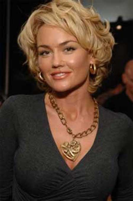 2013 Short Curly Hairstyles-12