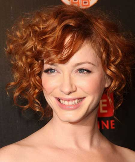 2013 Short Curly Hairstyles-6