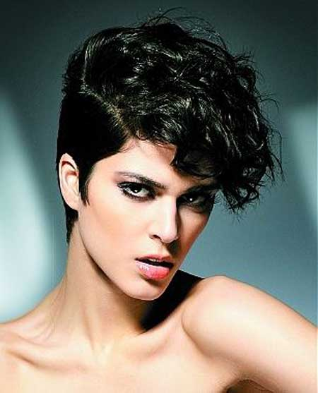 2013 Short Curly Hairstyles-8