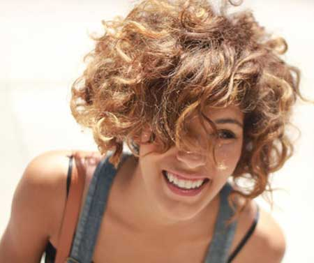 2013 Short Curly Hairstyles-9