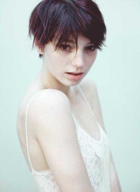 2013 Short Cuts for Thick Hair-1