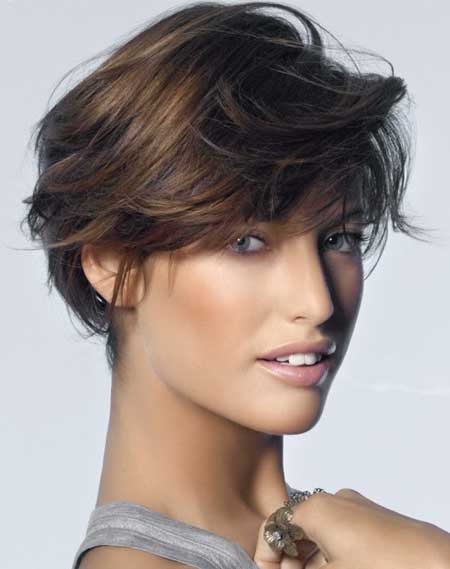 2013 Short Cuts for Thick Hair-12