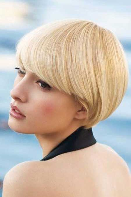 2013 Short Cuts for Thick Hair-3