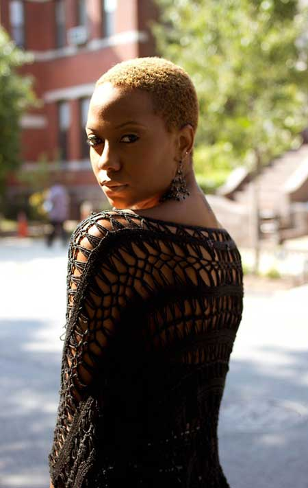 Beautiful Short Haircuts for Black Women-2