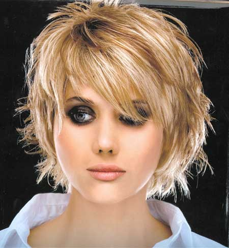 Best Hair Color Ideas for Short Hair-13