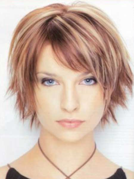 Best Hair Color Ideas for Short Hair-6