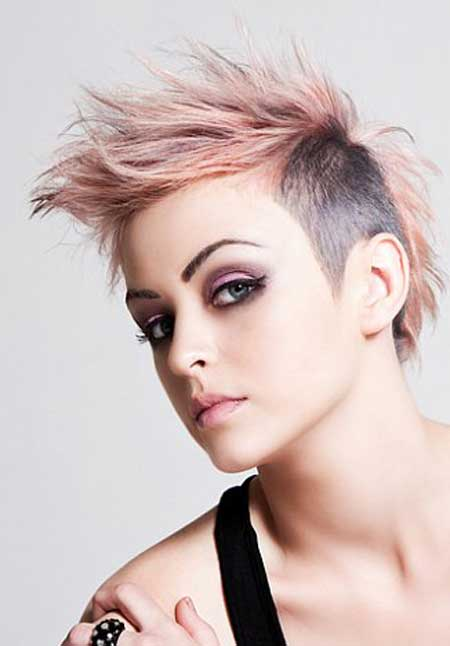 Best Hair Color Ideas for Short Hair-7