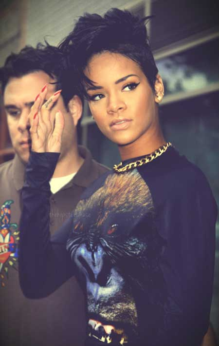 Best Short Hairstyles for Black Women-1