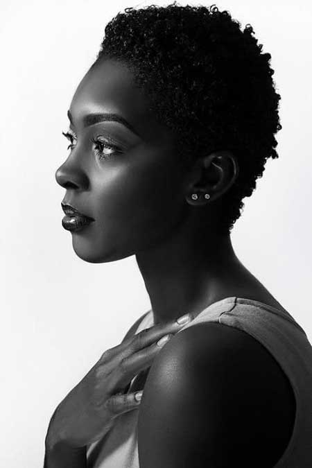 Best Short Hairstyles for Black Women-2
