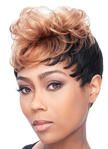 Best Short Hairstyles for Black Women-4