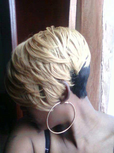 Best Short Hairstyles for Black Women-5