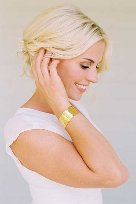 Bridal Short Hair Styles 2013-2