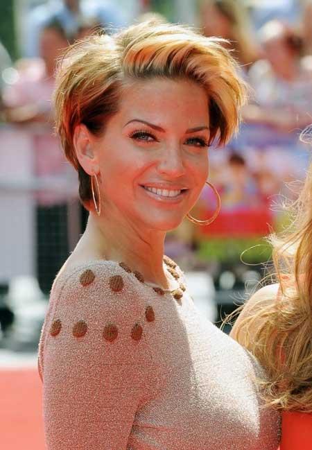 Celebrity Short Hairstyles-Sarah Harding