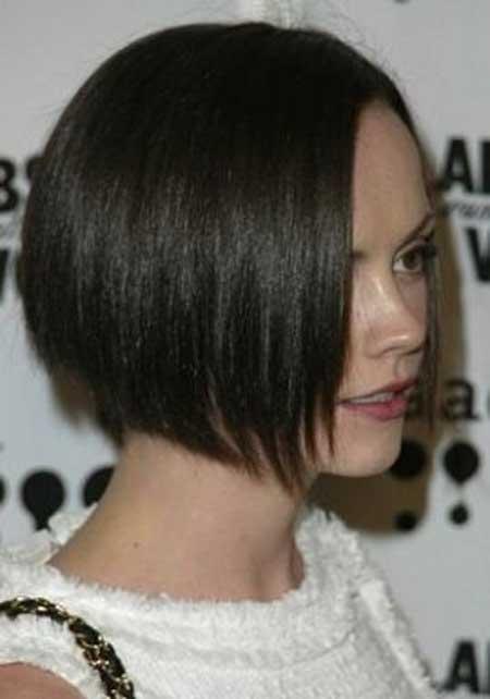 Celebrity bob haircut
