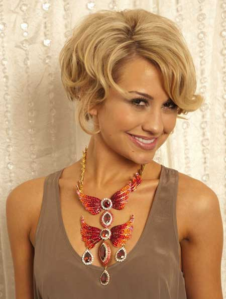 Chelsea Kane short hair 2013