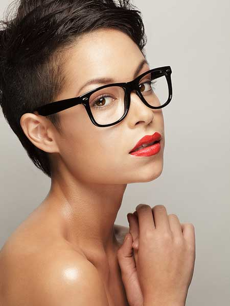 Cute New Short Hairstyles-12