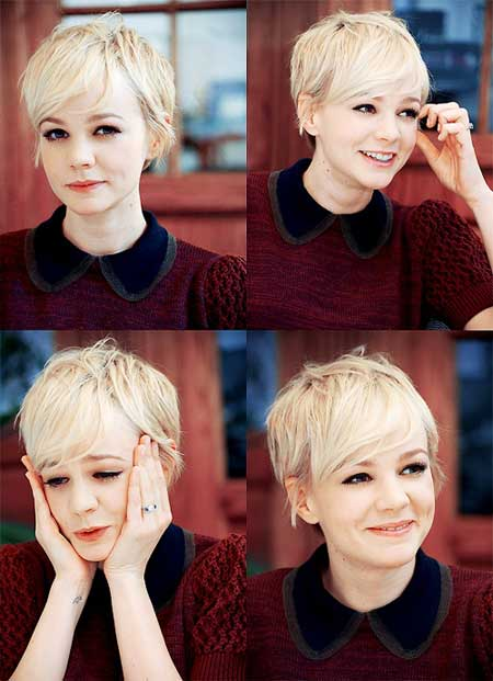 Cute New Short Hairstyles-14