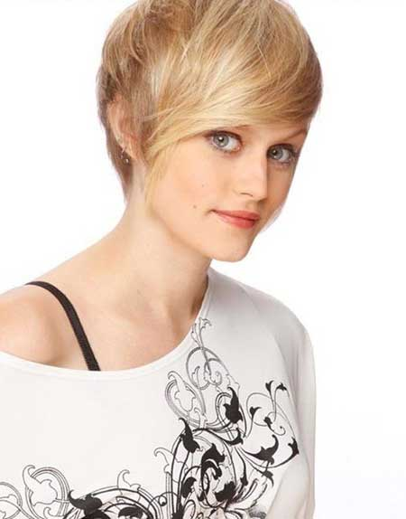 Cute New Short Hairstyles-6