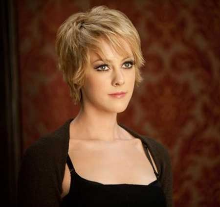 Cute New Short Hairstyles-8