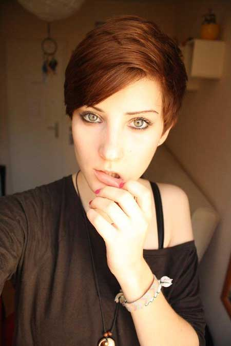 Cute Short Cuts for Women-7